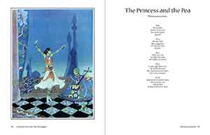The Princess and the Pea, a poem from Is it Okay for Girls to Slay their Own Dragons? by Nancy Binzen